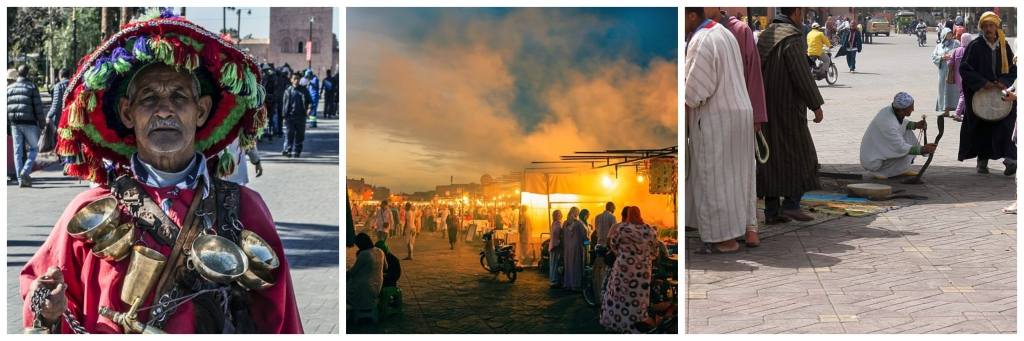 Marrakesh top things to do in 4 days